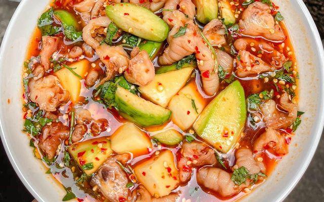 Hany Food - Chân Gà Sốt Chua Cay
