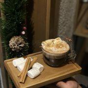 Cacao nóng kẹo dẻo nướng tuyệt vờiiii