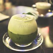 Matcha Salty Cream