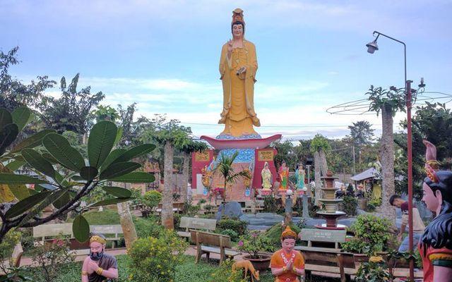 Chùa Huyền Trang