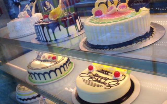 Bánh Kem Mini Cake