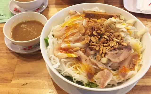 Logo Foods - Bún Mắm & Ram Cuốn Cải - Bình Thái 1
