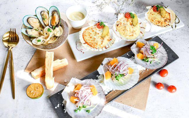 La Grupa Steak & Seafood - Món Âu
