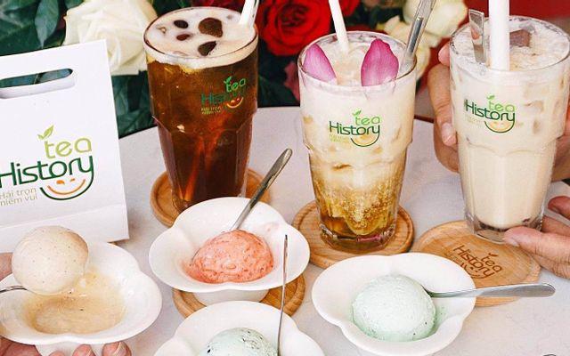 Trà Sữa History Tea - Tea & Gelato