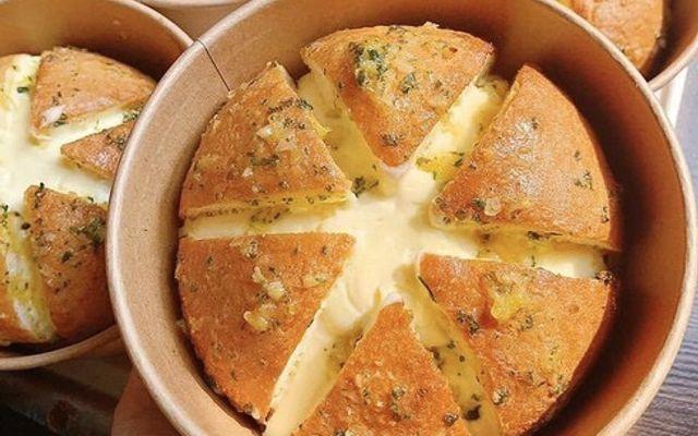Tiệm Bánh Bò Sữa - Bánh Mì Phô Mai Bơ Tỏi - Hải Phòng