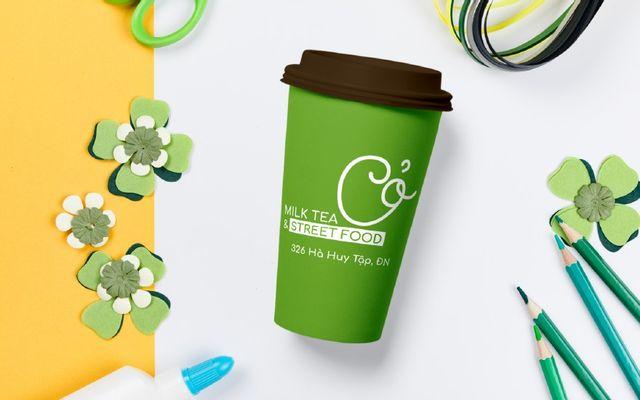 Cỏ - Milk Tea & Street Food - Hà Huy Tập