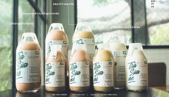 The 1988 - Coffee & Tea - Đường Số 14