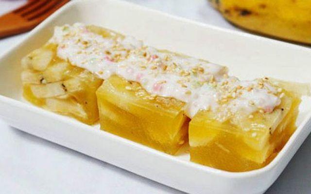 Nàng Nen - Bánh Chuối & Rau Câu - Shop Online