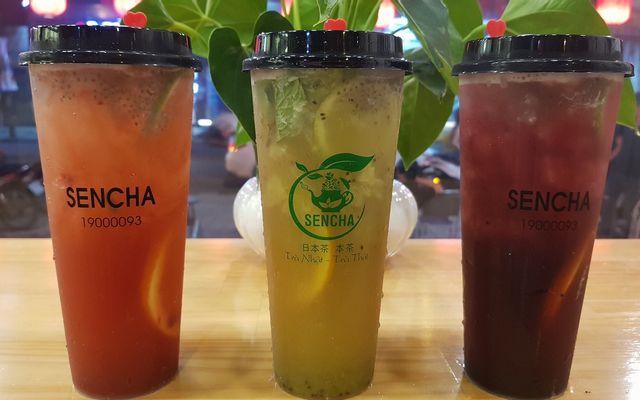 Sencha Tea - Trà Sữa Nhật - Nguyễn Ái Quốc