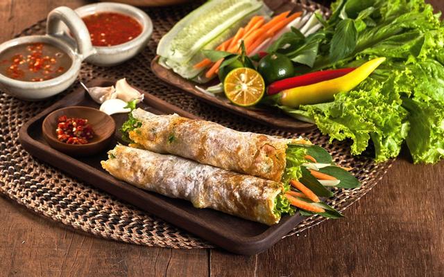 Bánh Ép Boo - Sài Gòn