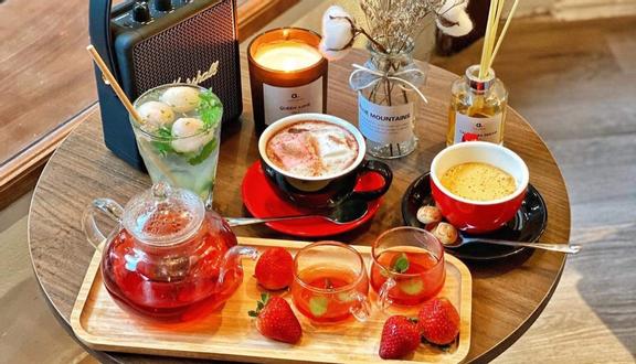 The ALKAFES - Cafe - Trà