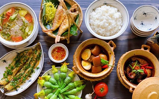 Mùa Lúa Chín - Cơm Việt 3 Miền - Lê Đình Lý