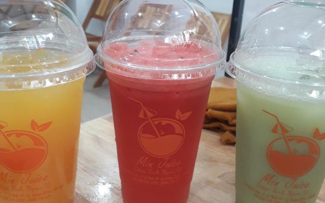 Minjuice - Nước Ép Trái Cây - Lò Sũ