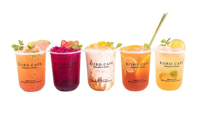 Kiiro Cafe - Tea, Pancake & Cream