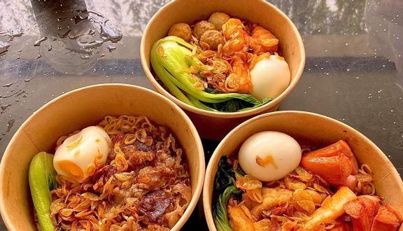Tiệm Mỳ A Niểng - Mỳ Trộn - Phan Văn Hân