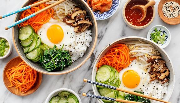 YOBO - Món Ăn Hàn Quốc, Cơm Trộn Và Gà Rán - Âu Dương Lân