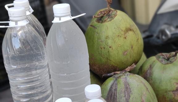 Nước Dừa 243 Đê La Thành  - Đồ uống  - Đê La Thành