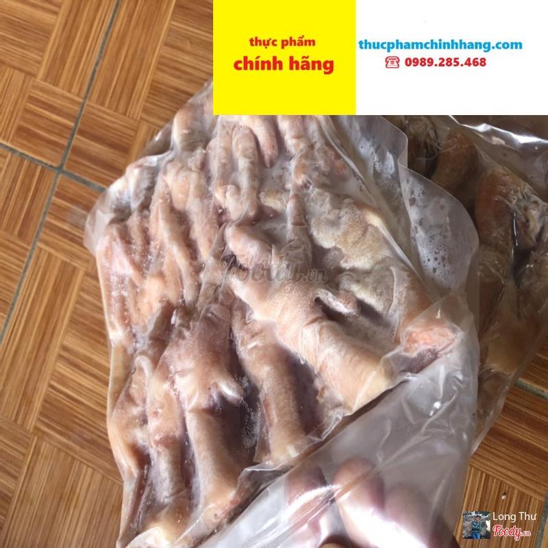 chân gà rút xương
