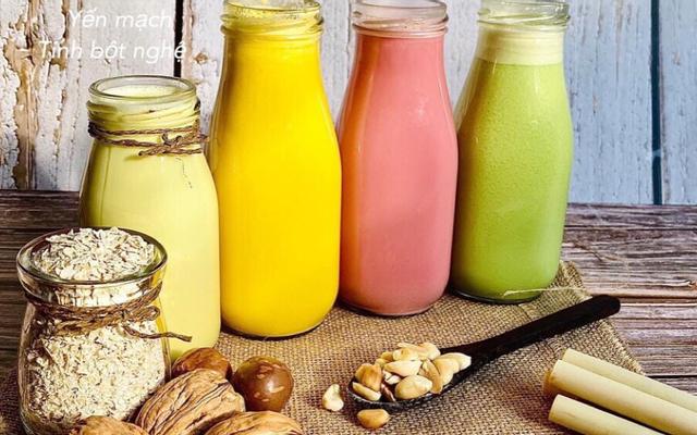 Nuts Milk - Sữa Hạt - Phạm Văn Đồng