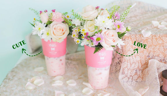 BOTANICA Flowers And Coffee - Hoa Cup - Đường Số 18