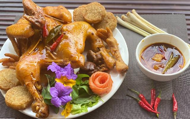Gạo Nếp - Lẩu & Nướng - Đường D6