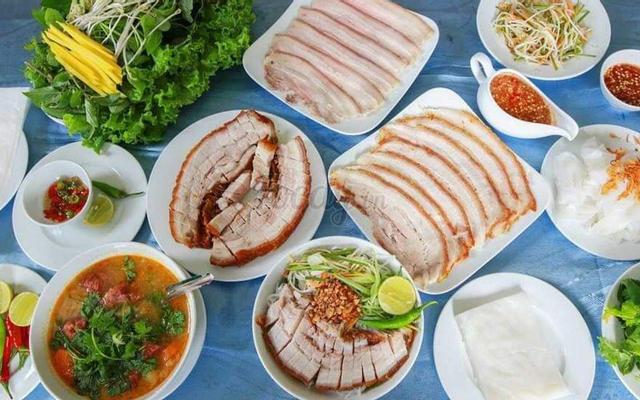 Donald Trung - Bánh Ướt, Bánh Tráng Cuốn & Bún Mắm Nêm