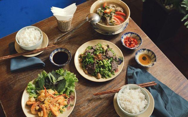 Quán Bụi Kitchen - Estella Place