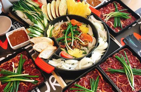 Lẩu Thái Đế Vương - Food House - Nguyễn Oanh