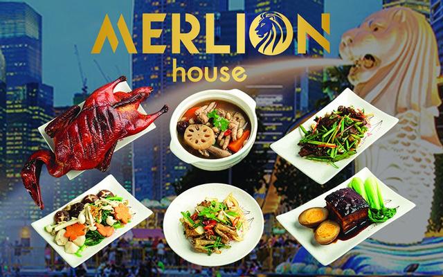 Merlion House - Singaporean Cuisine