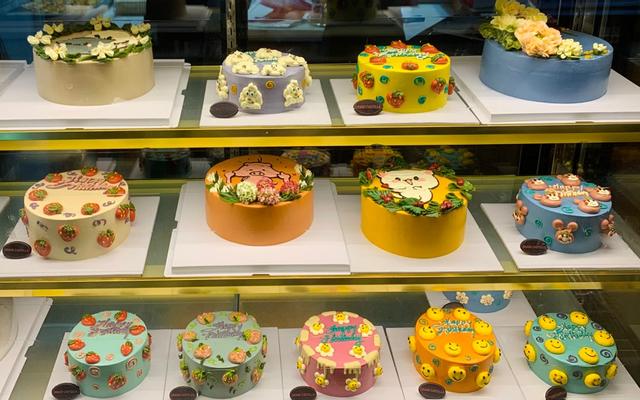 Grand Castella - Bánh Kem & Bánh Sinh Nhật - Hồ Tùng Mậu
