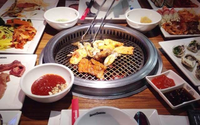 Seoul Garden 208