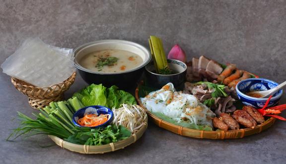 Gánh Ướt 1960 - Bánh Ướt & Bánh Hỏi - Nguyễn Thị Thập