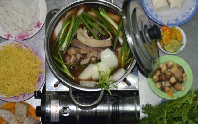 Lẩu Bò Ngọc Tuyết - Tân Kỳ Tân Quý