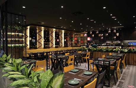 Spice Temple - Nhà Hàng Thái Lan - Crescent Mall