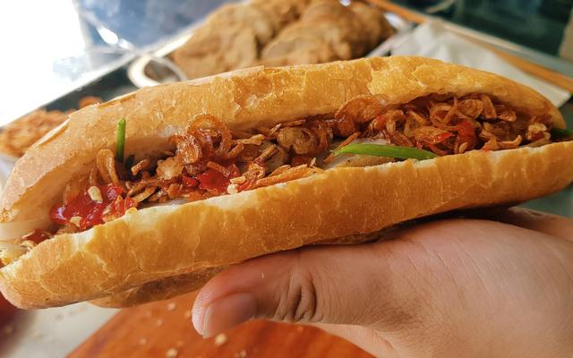 Bamicha - Bánh Mì Chả Cá Nha Trang - Chu Văn An