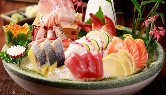 Color Me WoW - Sushi Me