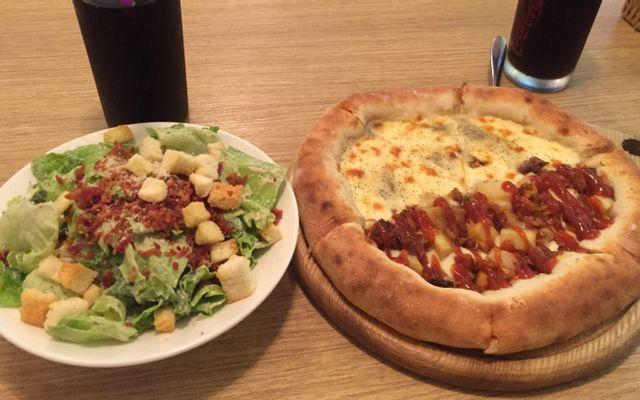 Capricciosa - Pasta & Pizza - Aeon Mall Hà Đông