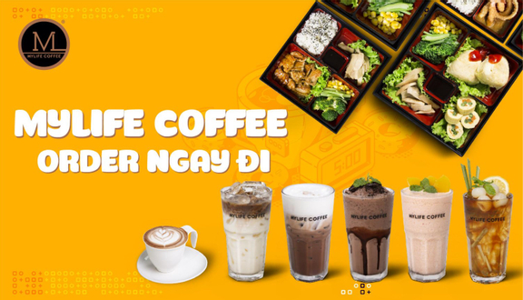 MyLife Coffee - Đồng Khởi