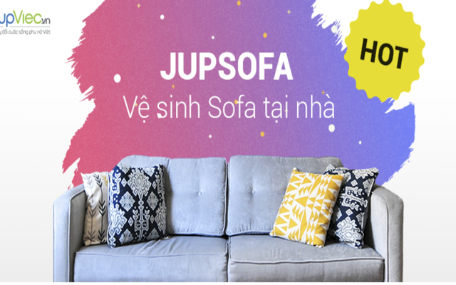 JupSofa - Green Country