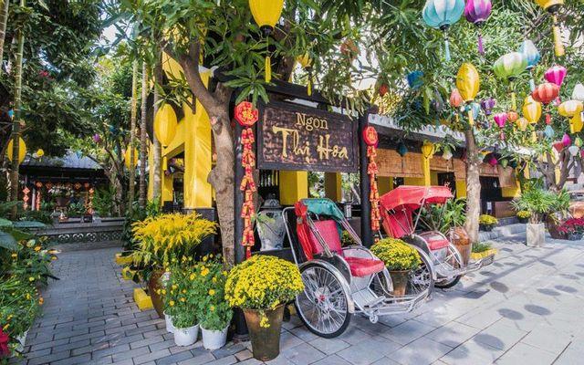 Ngon Thị Hoa - Ẩm Thực Việt