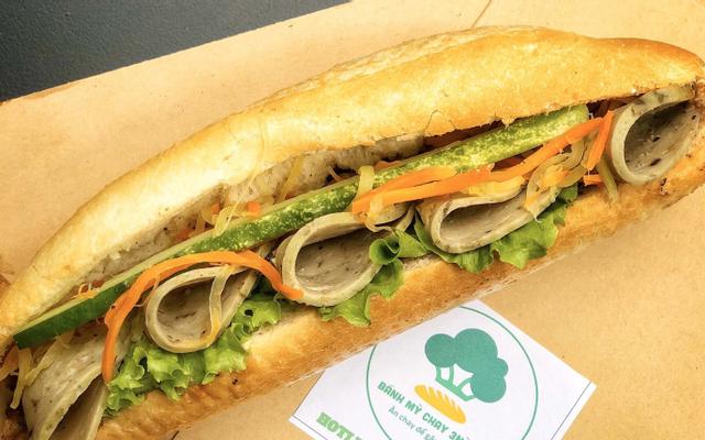 3Nàng - Bánh Mì Chay Online