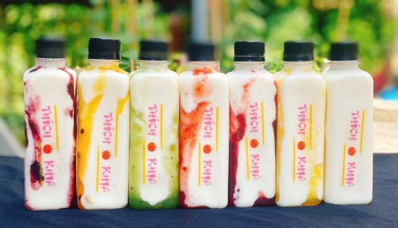 Ăn Vặt Đóm - Sữa Chua Uống & Sữa Chua Phô Mai - Phan Sào Nam
