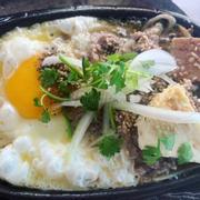 Bò trứng + pate + phomai