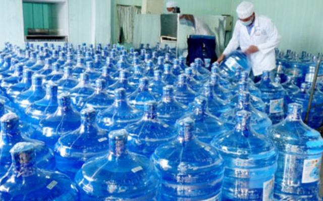 Nước Uống Tinh Khiết - Nhà Phân Phối Kim Anh