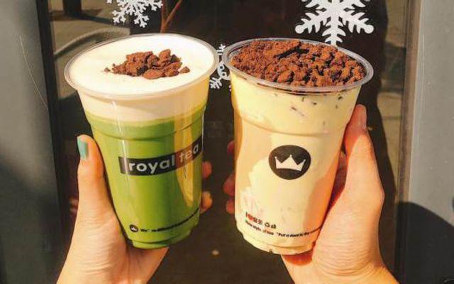 Royaltea - Trà Sữa Hồng Kong - Hoàng Hoa Thám