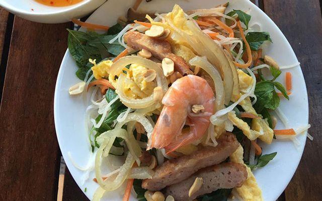 Bún Trộn Da Heo & Bánh Ướt Mắm Nêm - Thái Nguyên