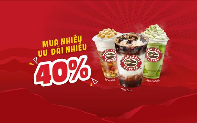 Highlands Coffee - Lotte Mart Vũng Tàu