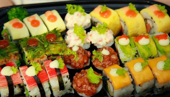 Mr. Tôm - Sushi Đường Phố - Lê Thị Hồng