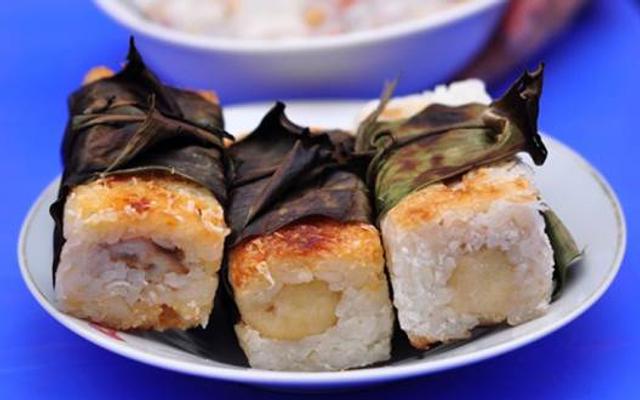 Chè Chuối Nướng Nam Bộ Út Lúa - Hoàng Diệu