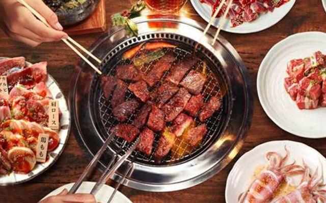 Gyu Shige - Ngưu Phồn - Nướng Nhật Bản - Đông Du